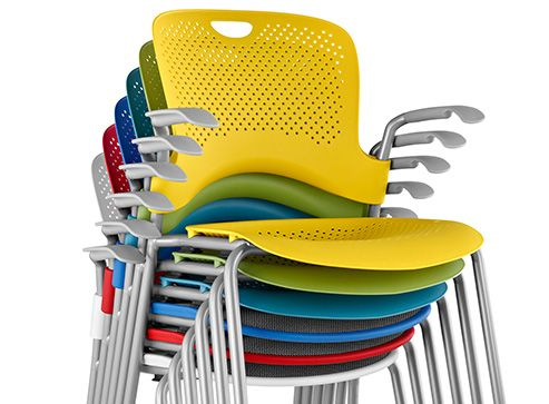 The Perfect Portable Chair   Herman Miller