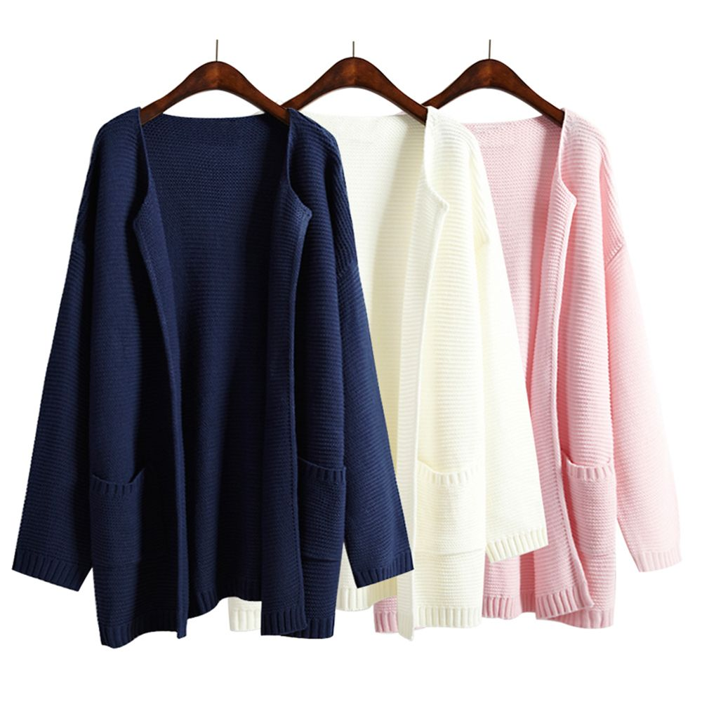 Cheap pink knit cardigan, Buy Quality knitted cardigan directly ...