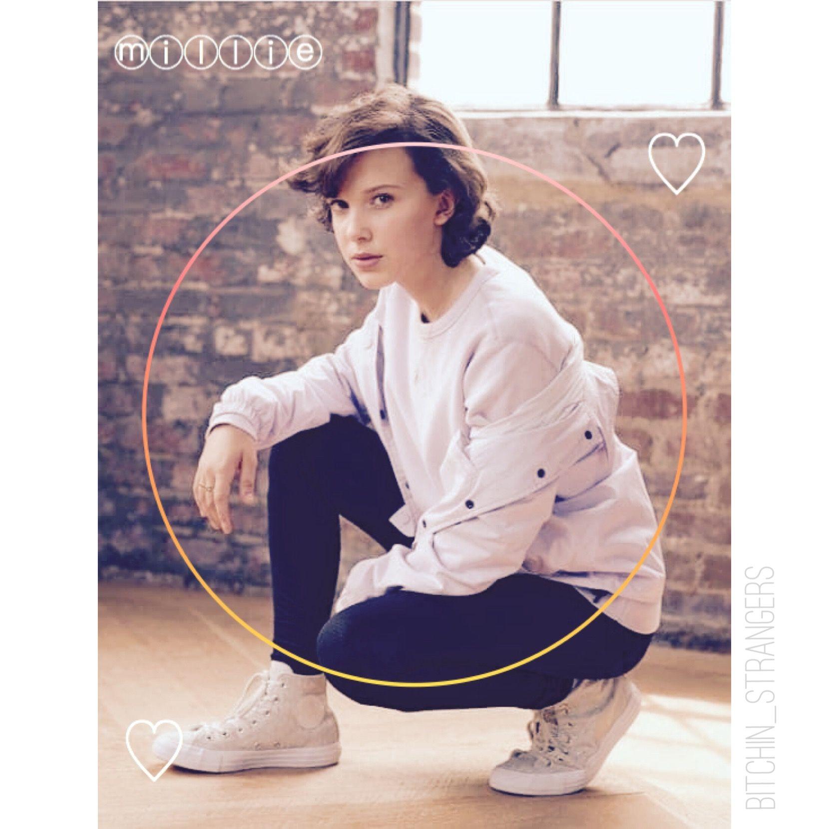 Millie Modeling For Converse Temporadas 2 Temporada