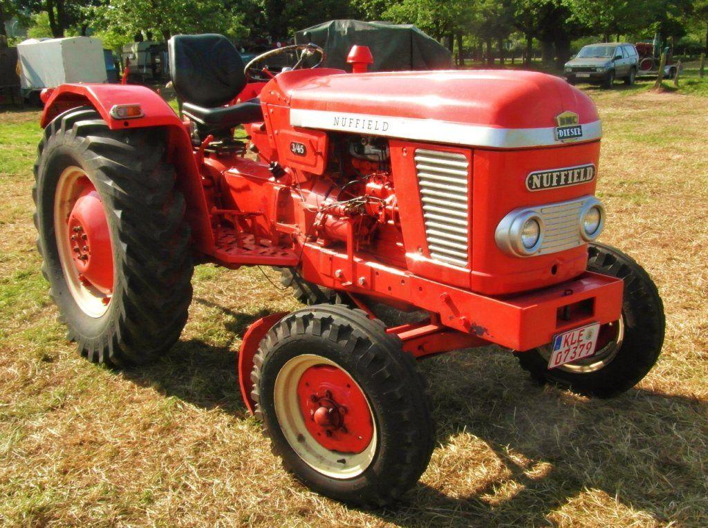 nuffield tractor models - Google'da Ara