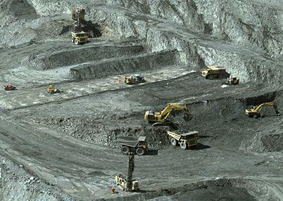 Green mining: the amazing shrinking footprint