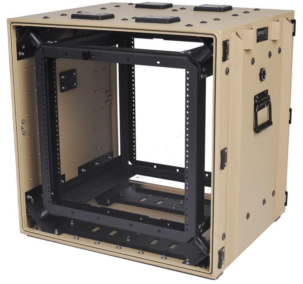 diy server rack wood