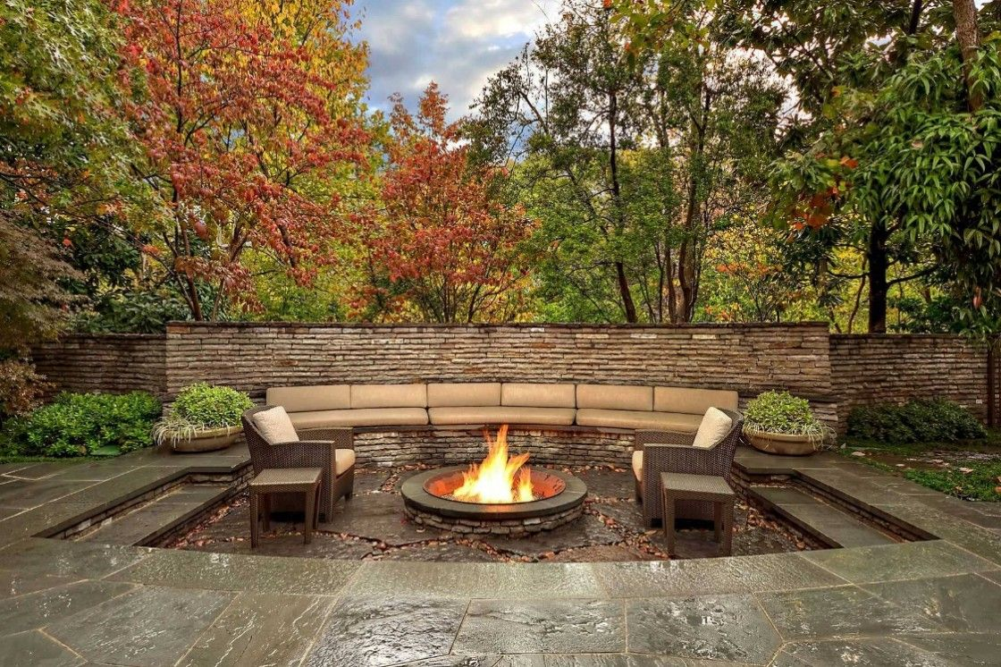 homemade fire pit for a cool backyard homemade fire pit for a