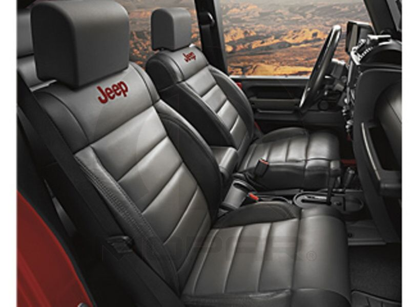 Katzkin Jeep Wrangler Unlimited Katzkin Leather Interiors Jeep