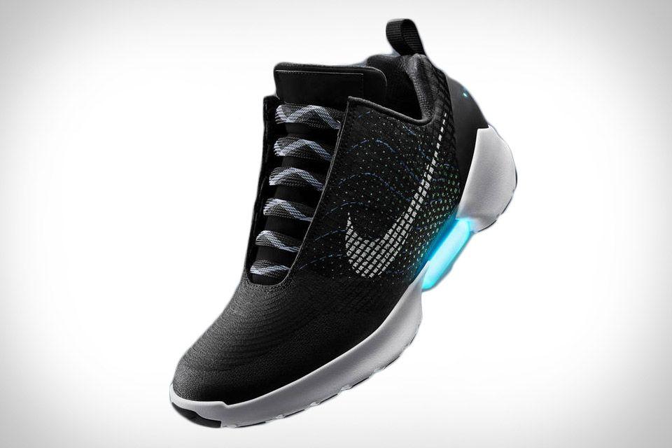 Nike Auto Lacing HyperAdapt 1.0 | Sneakers nike, Nike, Sneakers