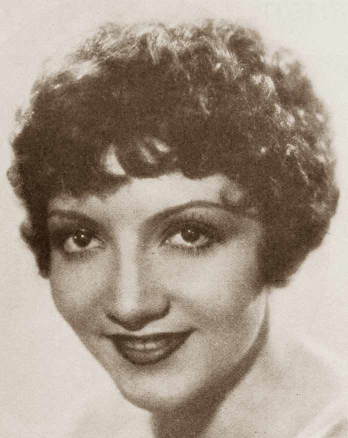 1930s Fall Hairstyle Guide Claudette Colbert 1932 1930s Curly