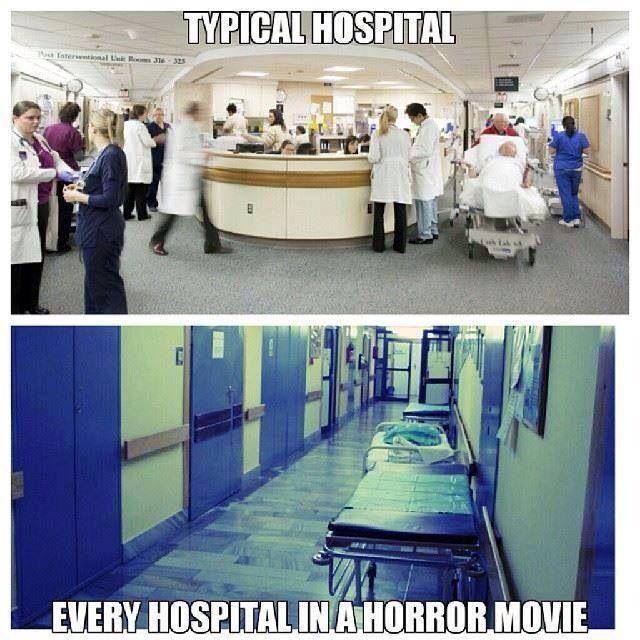 Hospital Humor, Nurse Humor