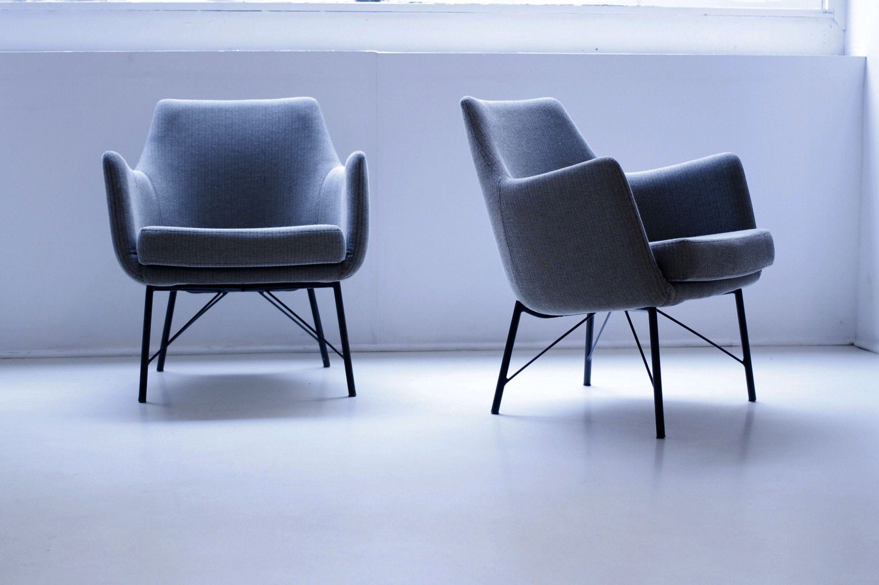 Sedie Gavina ~ Model 0393 wassily chair by marcel breuer for gavina 1960s 01