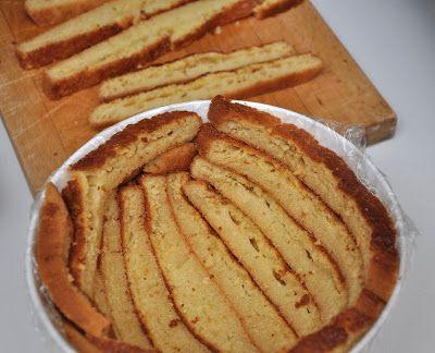 Lo zuccotto panna e fragoleper la torta 100gr di farina for Decorazione zuccotto