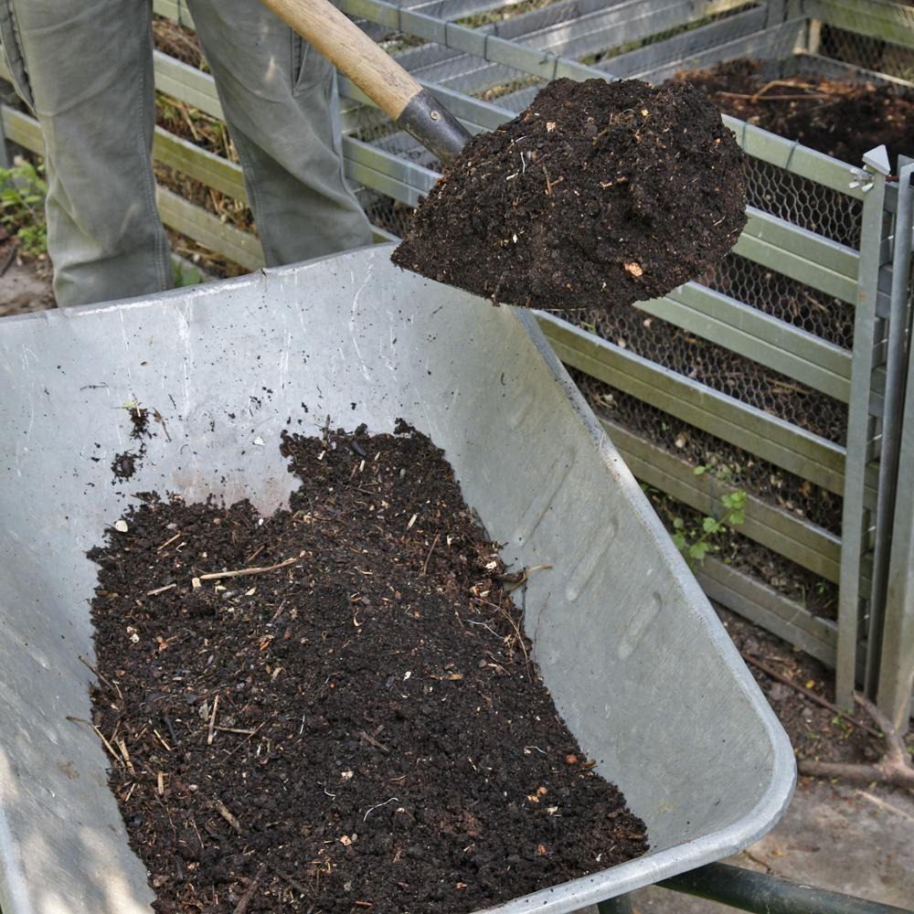 kompost sieben: das feine vom groben trennen | düngen | pinterest