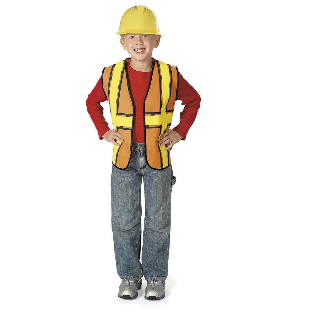 Construction Worker Vest Construction worker, Vest