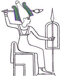 Anat - bojovná bohyňa Kanaancov a Feničanov, družka Baala, sa neskôr ako dcéra Ra dostala aj do egyptského panteónu. Semitská obdoba Káli.