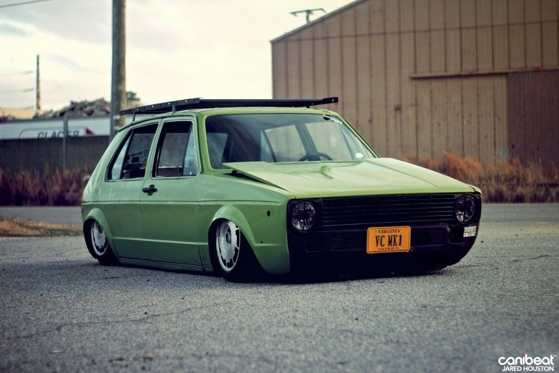 a nuts vw golf mk1 read the feature. Black Bedroom Furniture Sets. Home Design Ideas