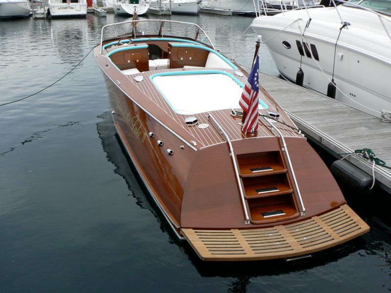 Beautiful Wooden Boat Boat Building Boat Design Wooden Boats