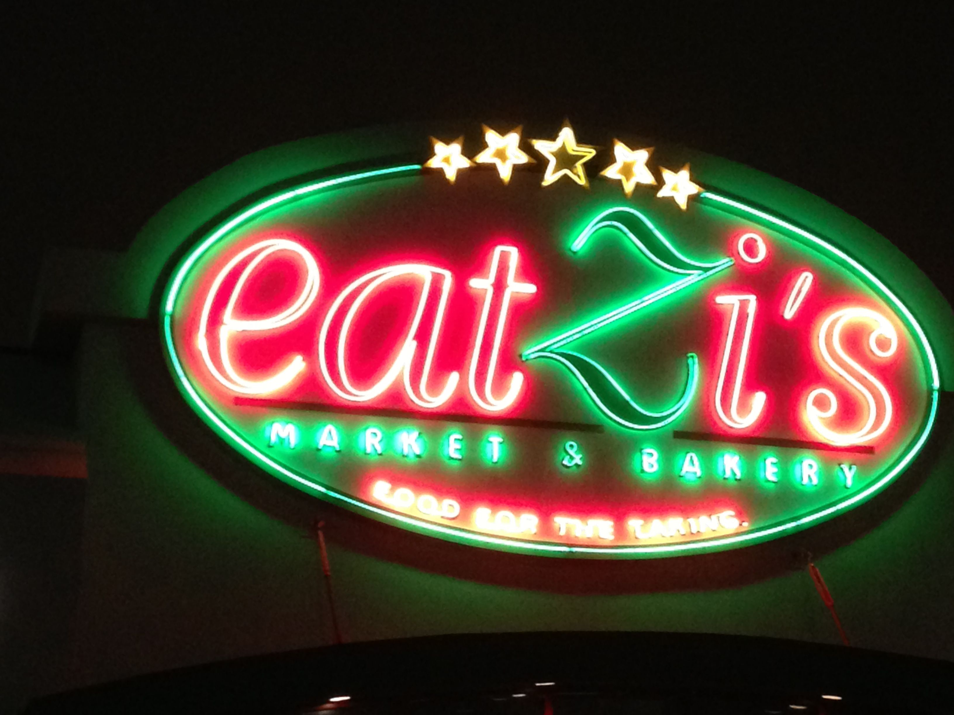 Eatzie's Bakery Dallas Tx.