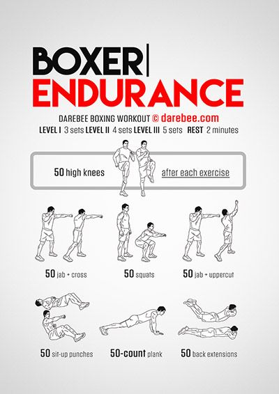 Boxer Speed Workout \u2026 Pinteres\u2026
