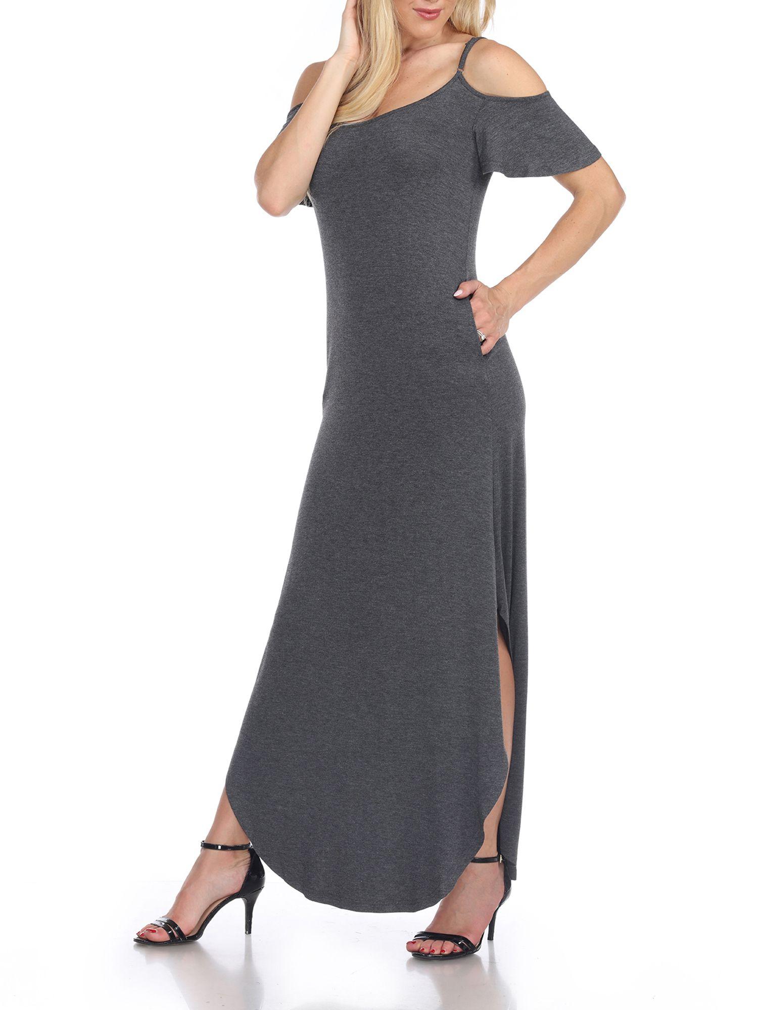 White Mark White Mark Women S Lexi Maxi Dress Walmart Com Dresses Maxi Dress Versatile Dresses [ 2000 x 1500 Pixel ]