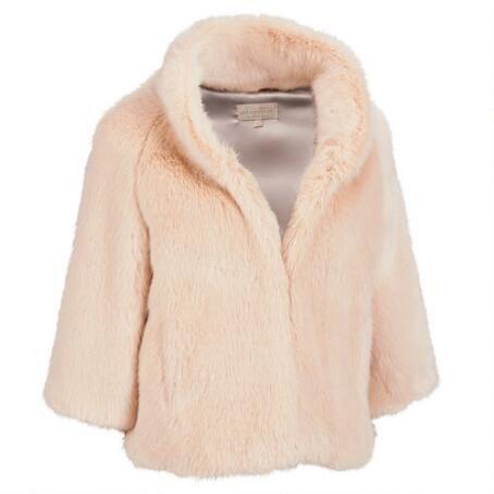 Fabulous Furs Mink Faux-Fur Jacket w/ Bracelet Length Sleeves $229.99                      Our Price Now:                                           $500.00                      Comp Value Was: