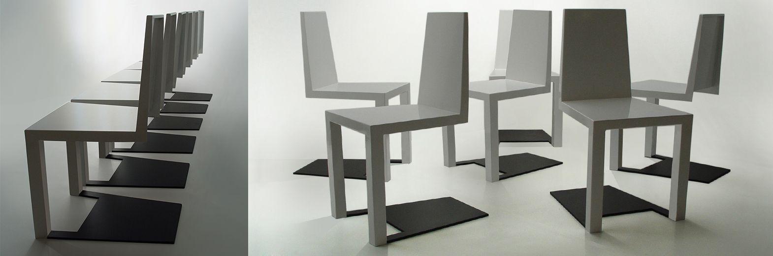 Shadow Chair - Duffy London