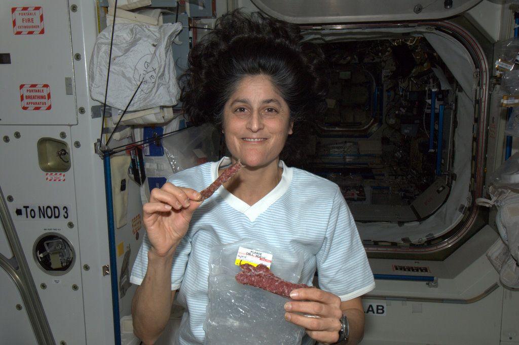 suni williams astronaut - photo #5