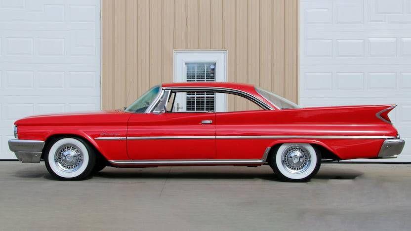 1960 Chrysler Saratoga at auction 2224272 Hemmings