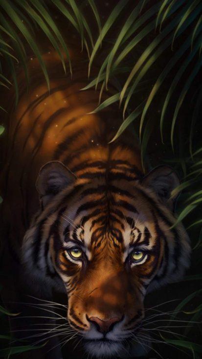 Bengal Tiger Animal Wallpaper Strongest Animal Beast Wallpaper
