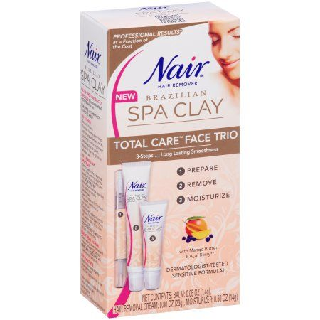 Personal Care With Images Nair Brazilian Spa Clay How To