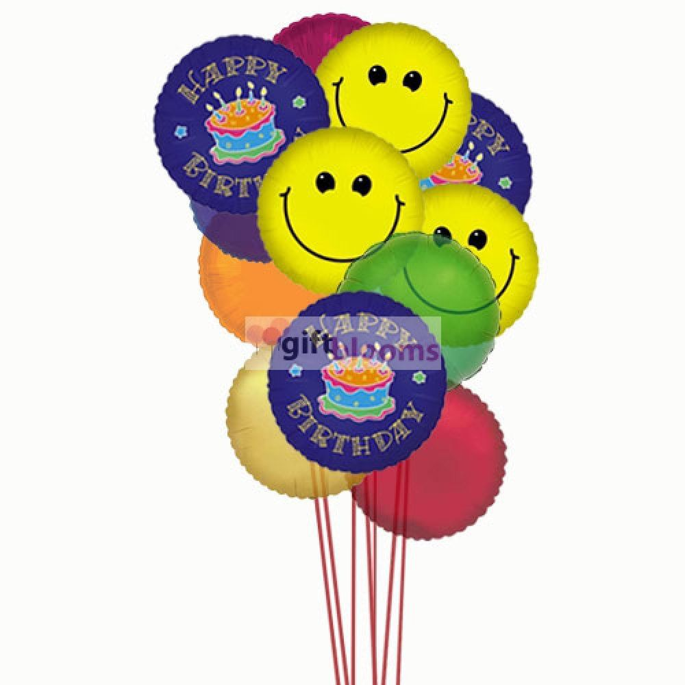 Send Birthday Balloons In Canada