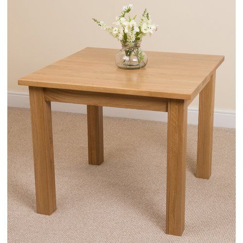 38++ Small square oak dining table Various Types