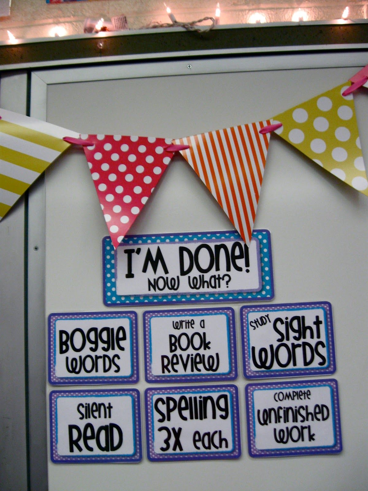 This Is Such A Great Way To Tell Students What They Can Do