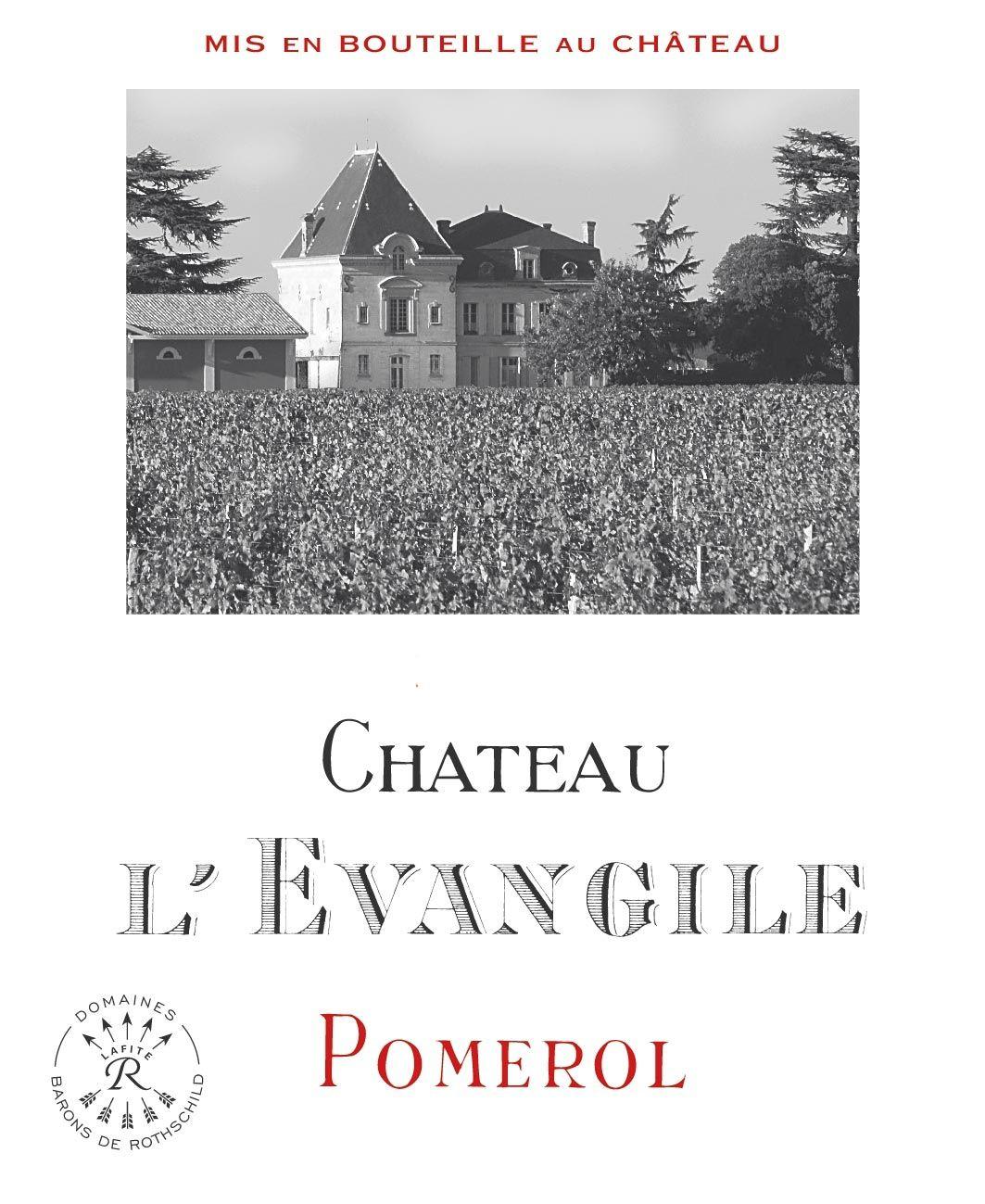 Chateau L'Evangile Pomerol