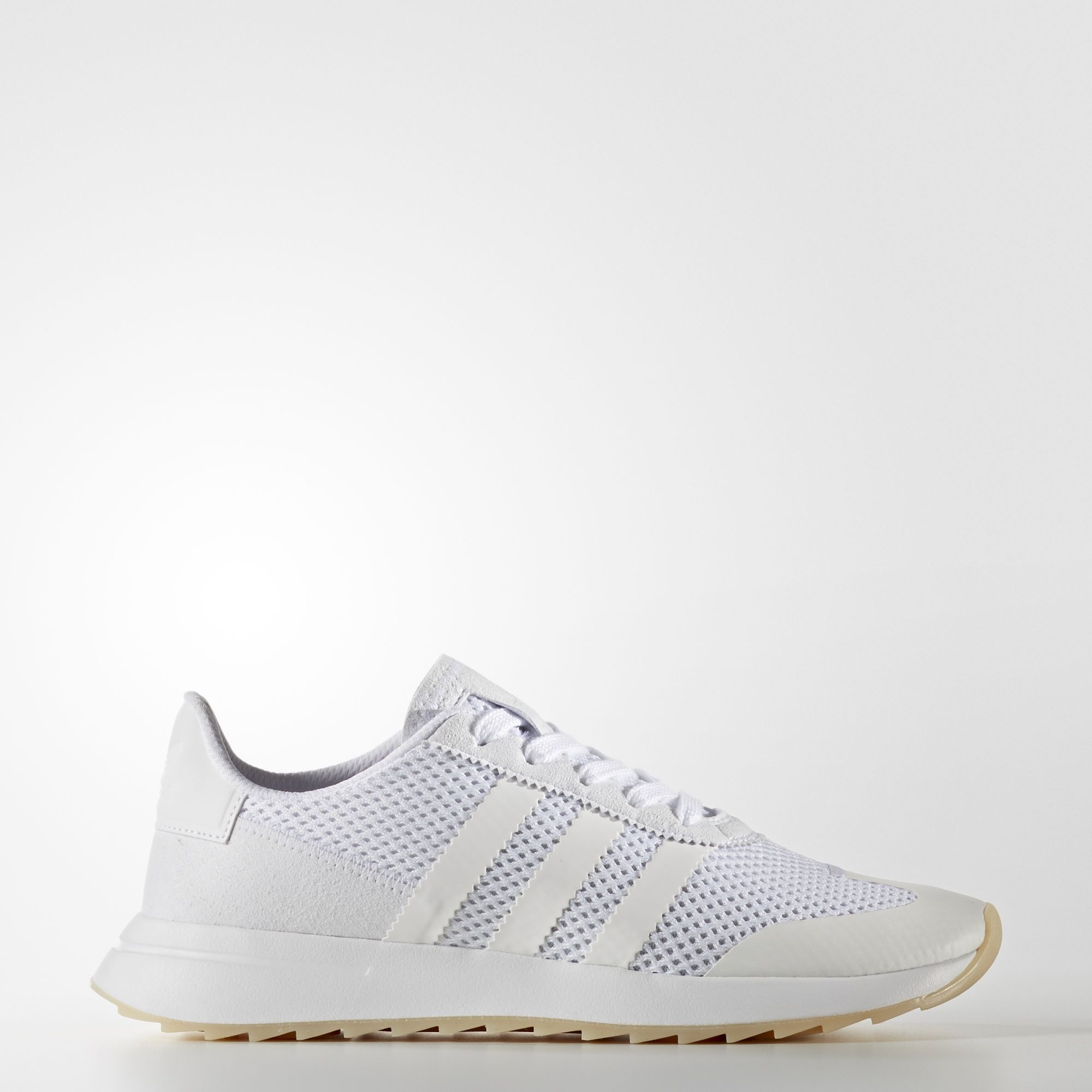 Fresh design ideas come from all corners of the adidas Originals archives.  These women's shoes