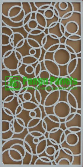 mdf decorative grills decorative wall panels3d