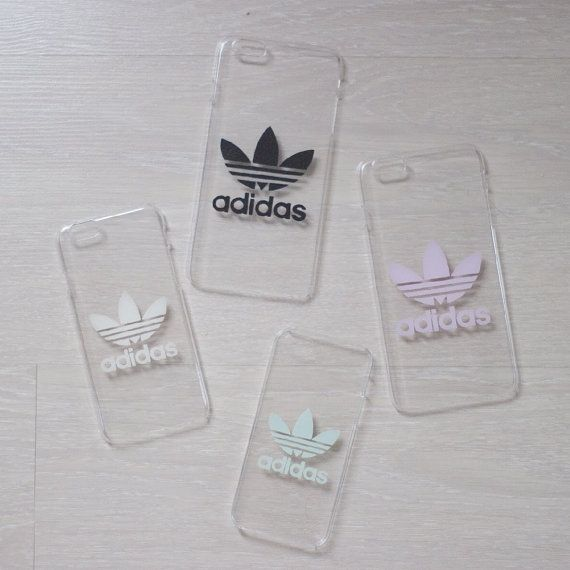 adidas Originals iPhone 8 iPhone 7 Hülle Clear Case