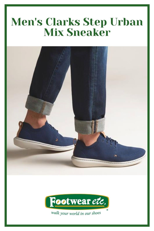 Clarks Step Urban Mix Sneaker