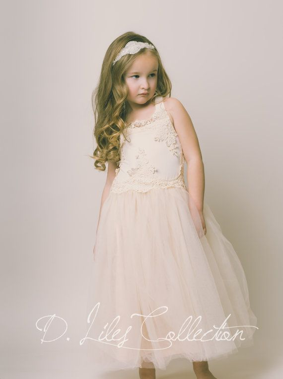 2b0b739cf34 The Evangeline is a ivory and blush vintage-inspired