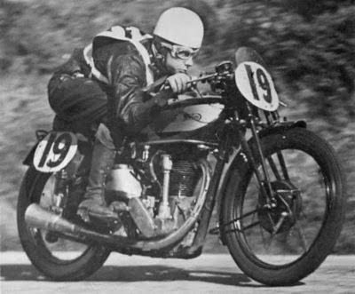 Vintage Norton Motorcycles: Model 30
