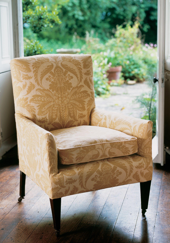 Charmant Chair Fabric Is Lewis U0026 Wood Venetian Damask #fabric #design #wallpaper
