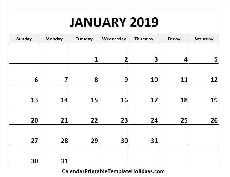 Pin oleh Joko di Calendar Template Pinterest Calendar, 2019
