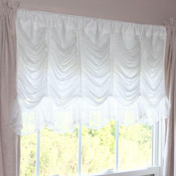 Custom Valance Window Treatments