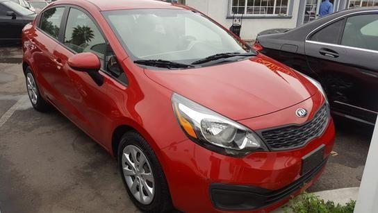 Cars For Sale Used 2013 Kia Rio In Lx Sedan Stanton Ca 90680