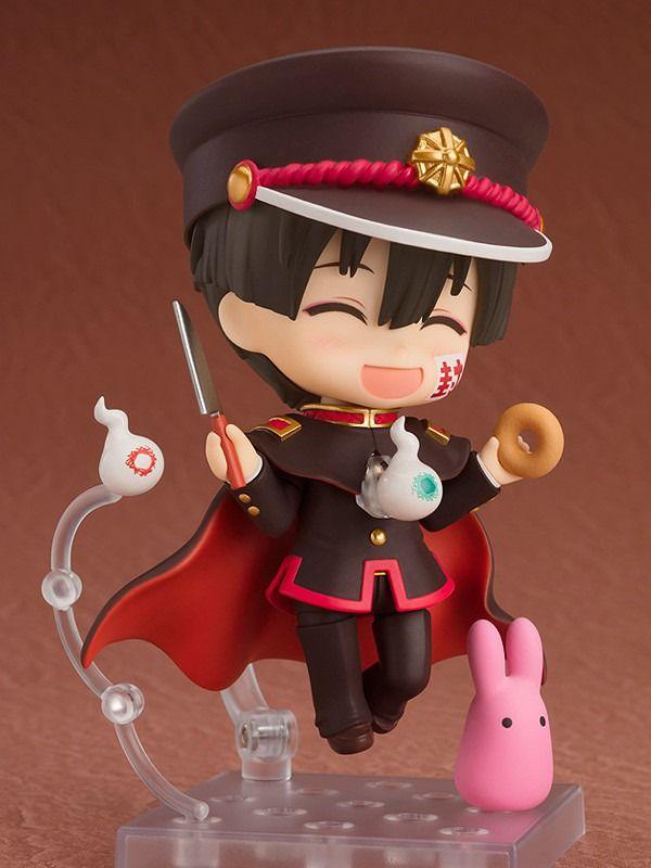 Toilet Bound Hanako Kun Nendoroid Hanako Kun Orange Rouge Anime Figuren Anime Puppen Manga Figuren