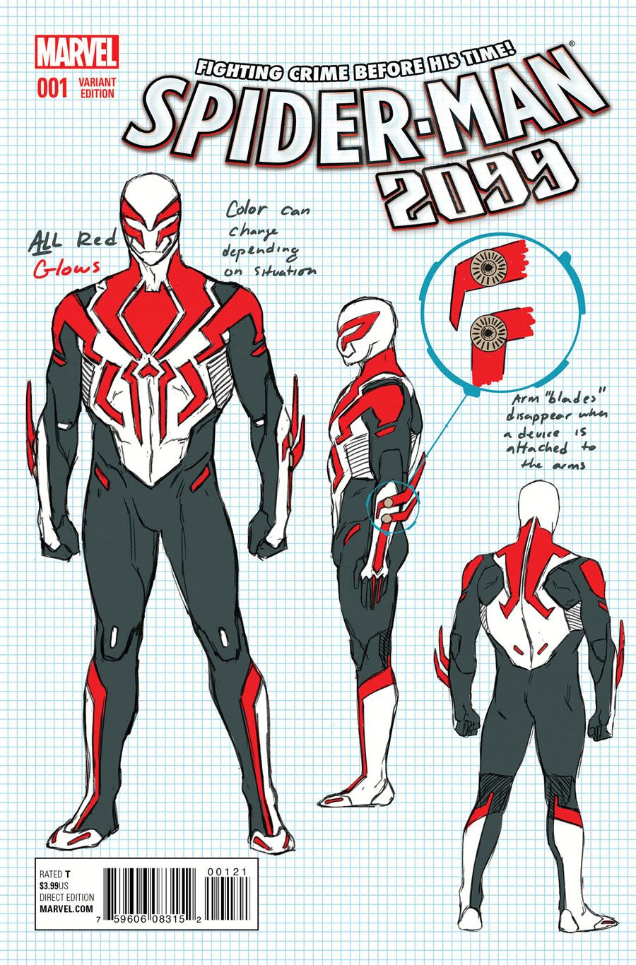 Preview Spider Man 2099 1 Page 1 Of 5 Spiderman Spiderman Comic Marvel Spiderman