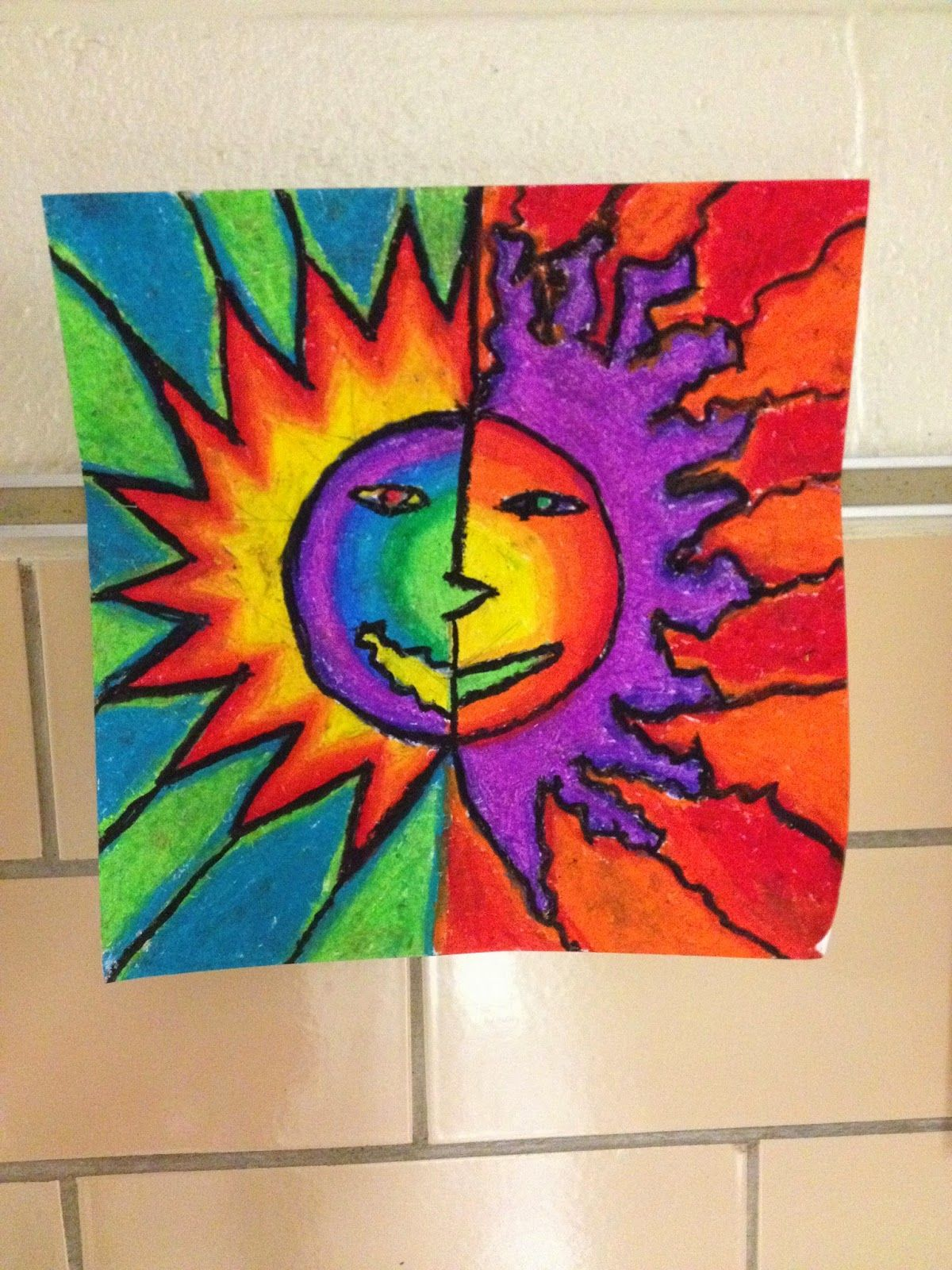 Aztec Art Projects 6th Grade