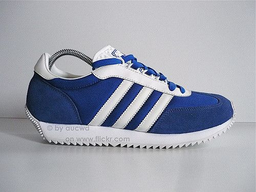 new product 6f357 4974f UNWORN 70`S   80`S VINTAGE ADIDAS ACHILLE SHOES   Flickr - Photo Sharing!