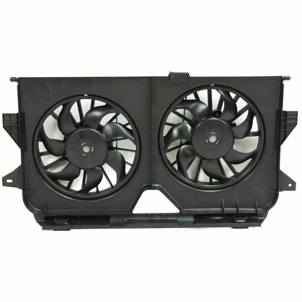 New Radiator Fan For Chrysler Town Country 2005 07 Ch3115145