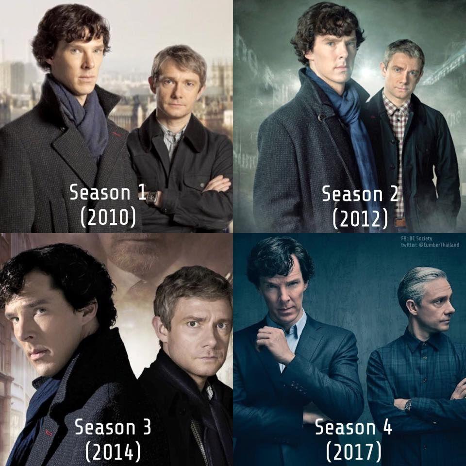 Sherlock 2012 season 3