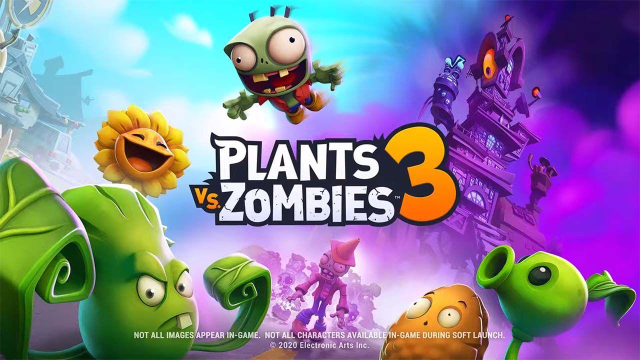 Plants Vs Zombies 3 Sera Retirado Da Fase De Testes Plants Vs Zombies Plant Zombie Zombie