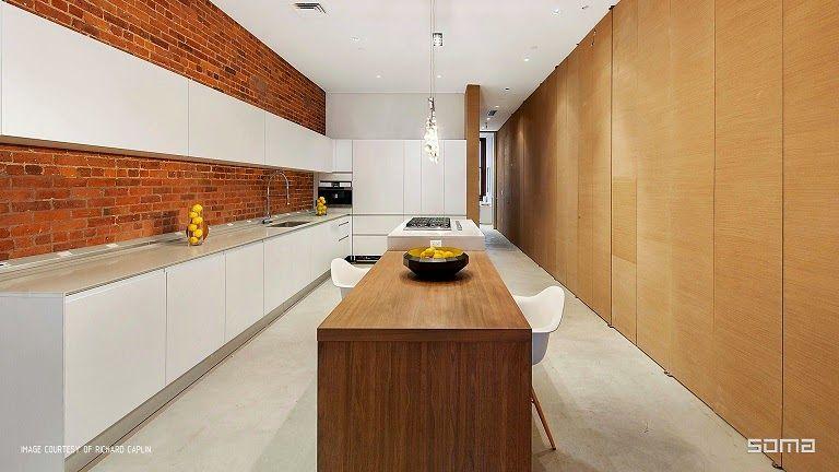 Anticuado Cocinas Contemporáneas Nueva York Ideas Ornamento ...