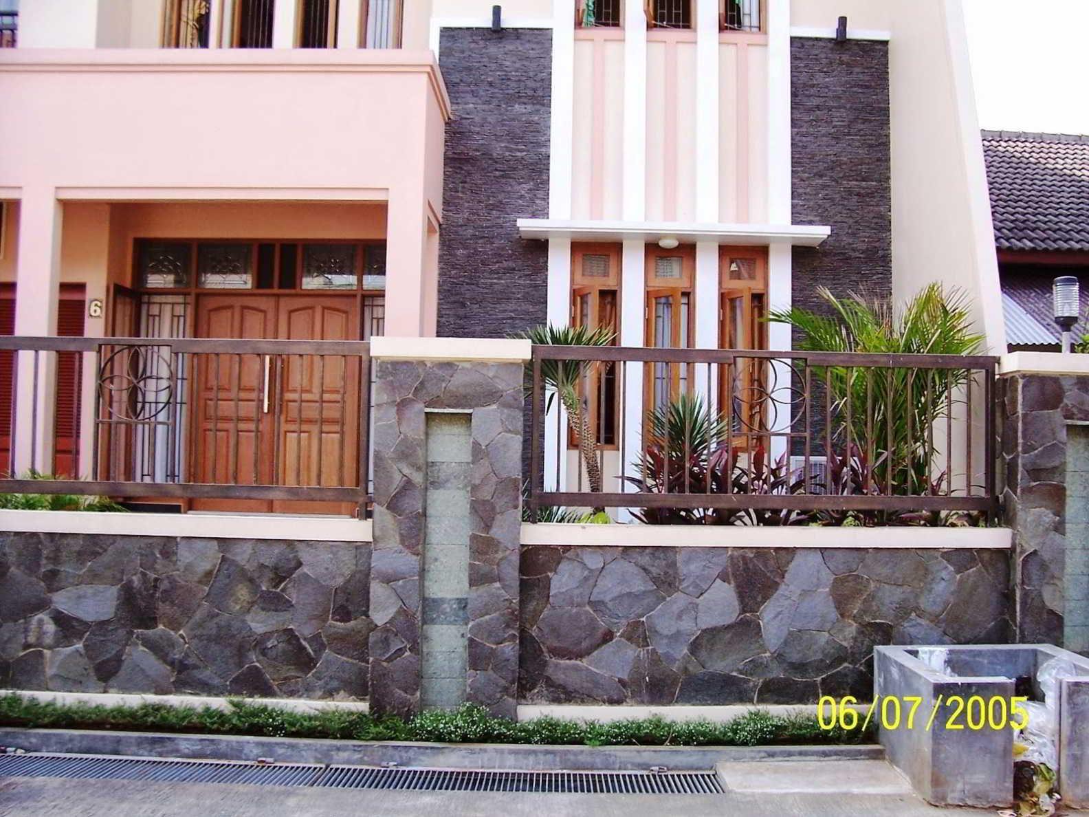 Model Pagar Rumah Stil Bali | Desain Rumah Minimalis ...